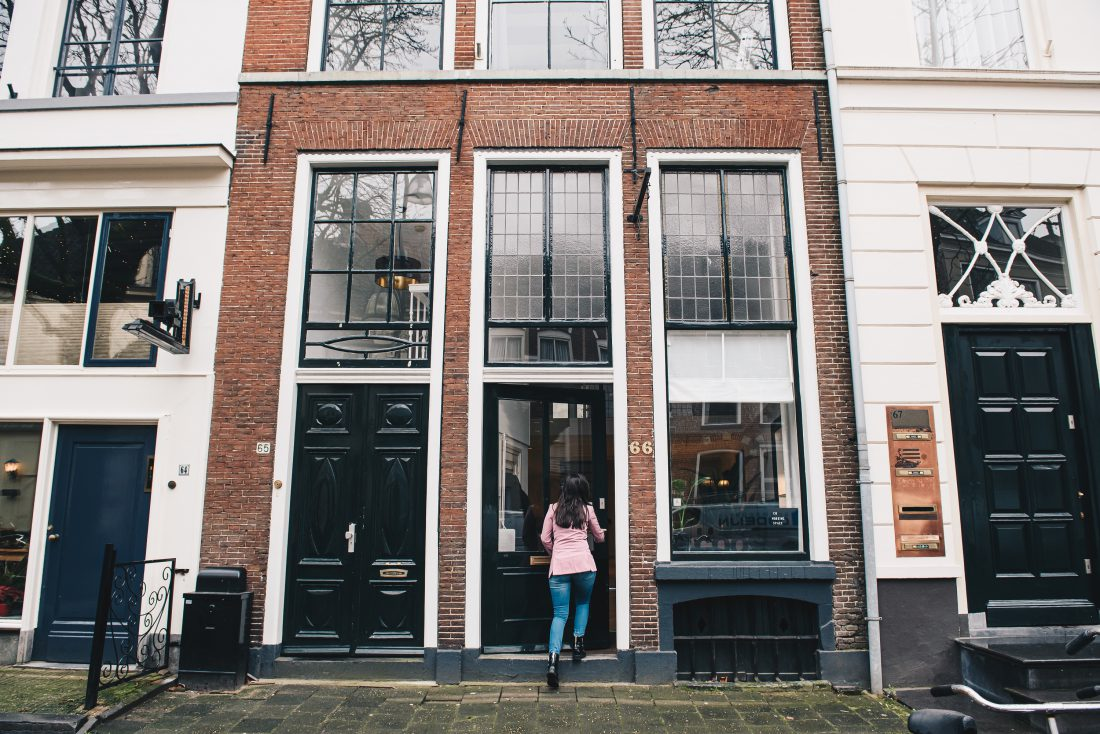 COOS co-working space Deventer